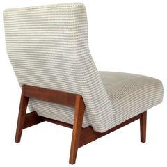 Modernist Slipper Chair by Jens Risom