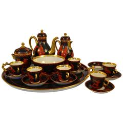 Czechoslovakian Coffee Service