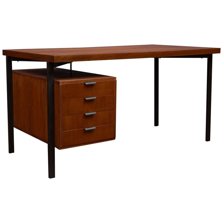 Herbert hirche desk for christian holzapfel for sale at for Christian holzapfel