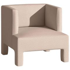 """Ludovica+Roberto Palomba Driade """"Mody"""" Armchair in Wood and Foam Padding, 2017"""