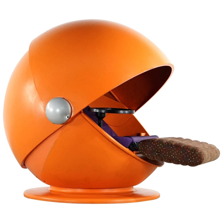 Sunball Chair by Rosenthal, Design 1969 Selldorf & Rijs, Made in Germany For Sale