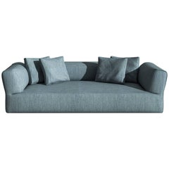 "Ludovica +Roberto Palomba Driade ""Rever"" Three-Seat Sectional Sofa, 2017"