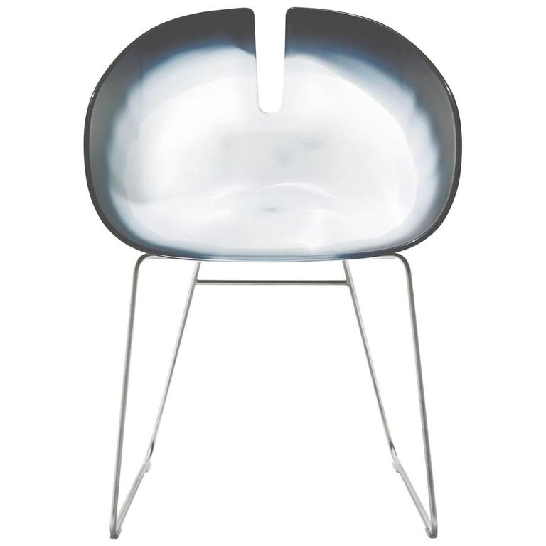 Fjord H Dining Or Side Chair By Patricia Urquiola For Moroso For Sale