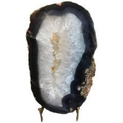 Crystal Quartz Agate