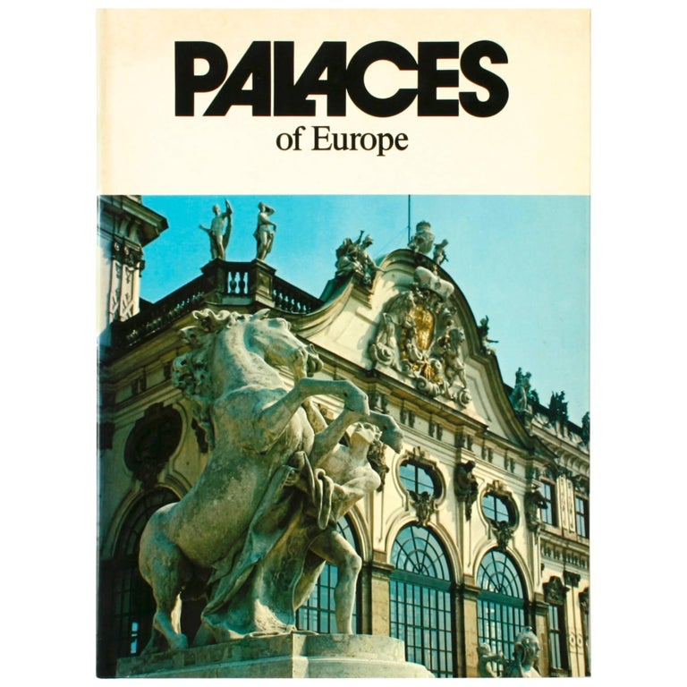 Palaces of Europe, First Edition For Sale