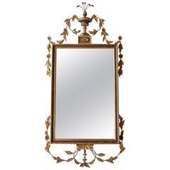 19th Century Italian Neoclassical Mirror