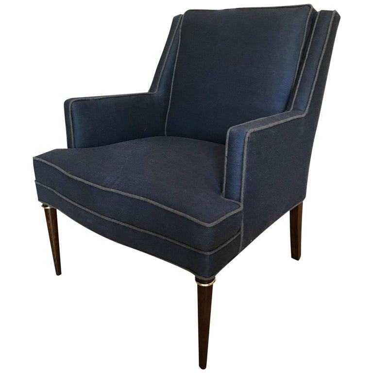 Edward Wormley for Dunbar Armchair For Sale