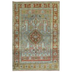 Persian Malayer Accent Rug