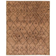 Great Looking Modern Moroccan Rug