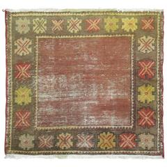 Weathered Anatolian Rug