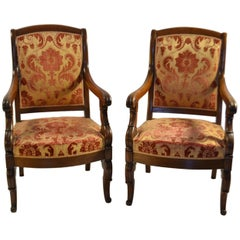 Fauteuil Chairs - 797 For Sale on 1stdibs