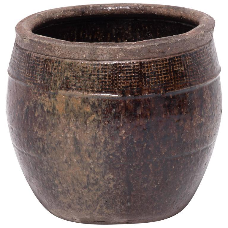 Chinese Glazed Peking Vessel
