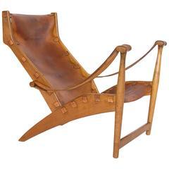 Mogens Voltelen, Copenhagen Chair, 1936