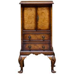 Queen Anne Walnut Side Table