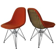 Eames Herman Miller Eiffel Tower Chairs