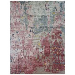 Modern Indo-Nepalese Rug Athena Collection