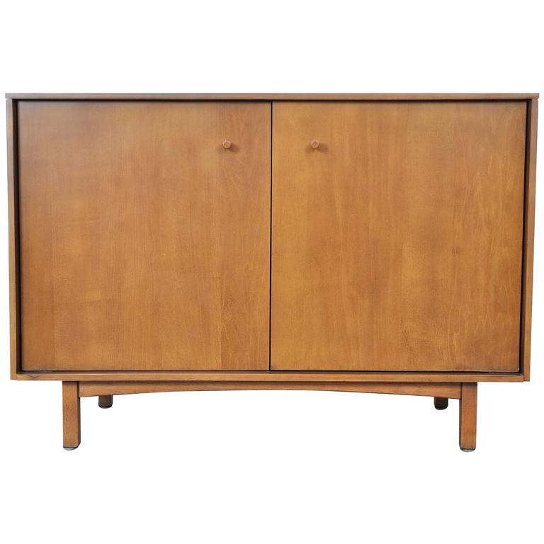Early Milo Baughman for Murray Furniture Credenza