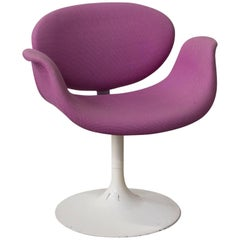 1965, Pierre Paulin for Artifort, Very Early Version with Original Base & Fabric