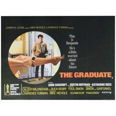 """The Graduate"" Film Poster, 1967"