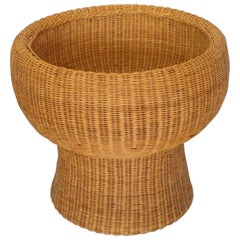 Eero Aarnio Wicker Table Base