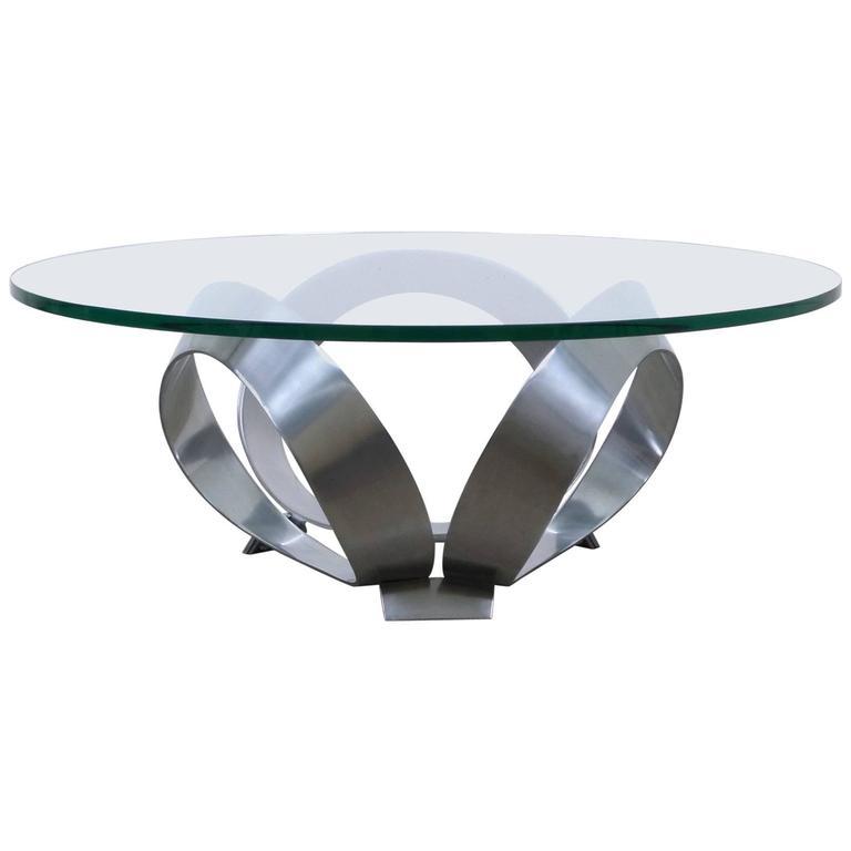Diamond Coffee Table by Knut Hesterberg for Ronald Schmitt, Germany, 1960s