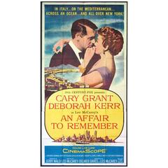 """An Affair to Remember"" Film Poster, 1957"