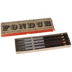 Fondue Set by Amboss