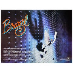 """""""Brazil"""" Poster, 1985"""