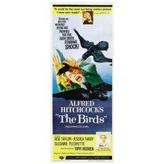 """The Birds"" Film Poster, 1963"