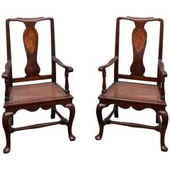 Queen Anne Period Chairs