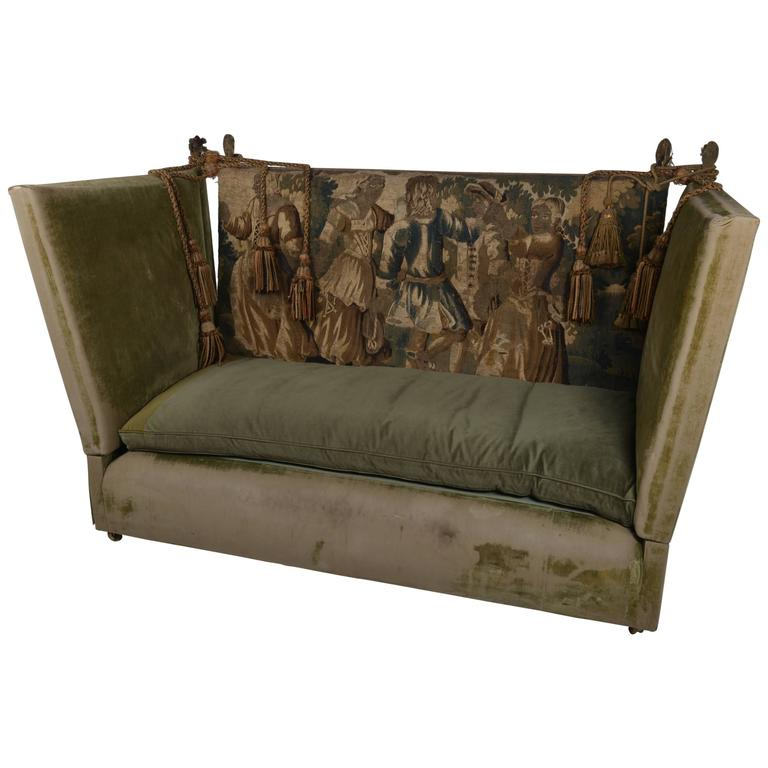 Antique Knole Sofa For Sale At 1stdibs