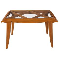 French Art Deco Coffee Table by Maxime Old