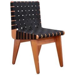 1949 Klaus Grabe Plywood Chair in Black Webbing