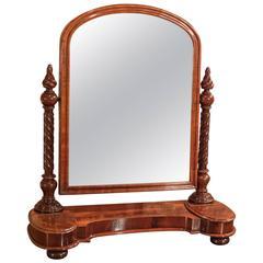 19th Century Antique Mirror Regency Dressing Table, circa 1820