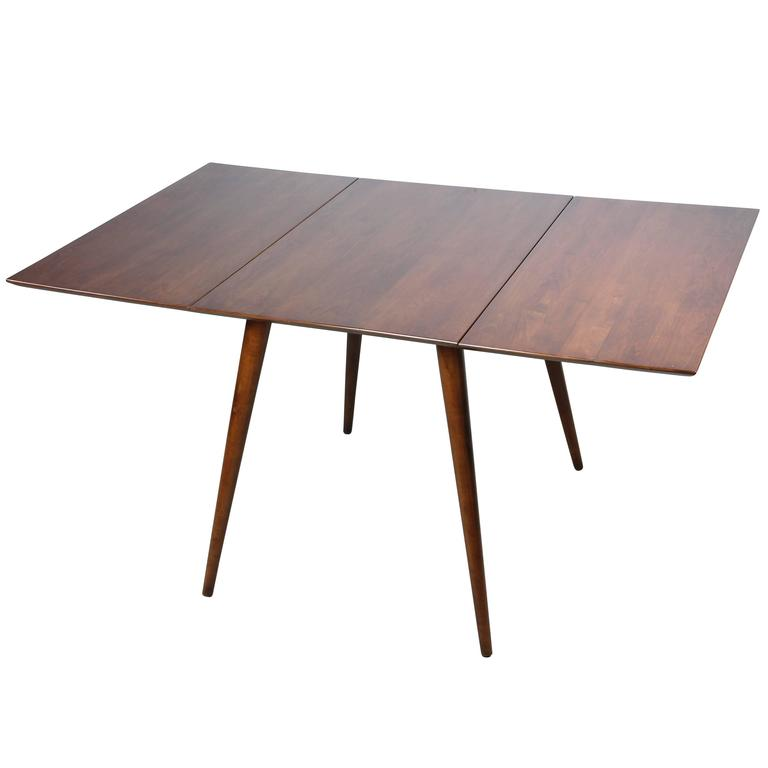 Planner Group Drop-Leaf Table by Paul McCobb for Winchendon