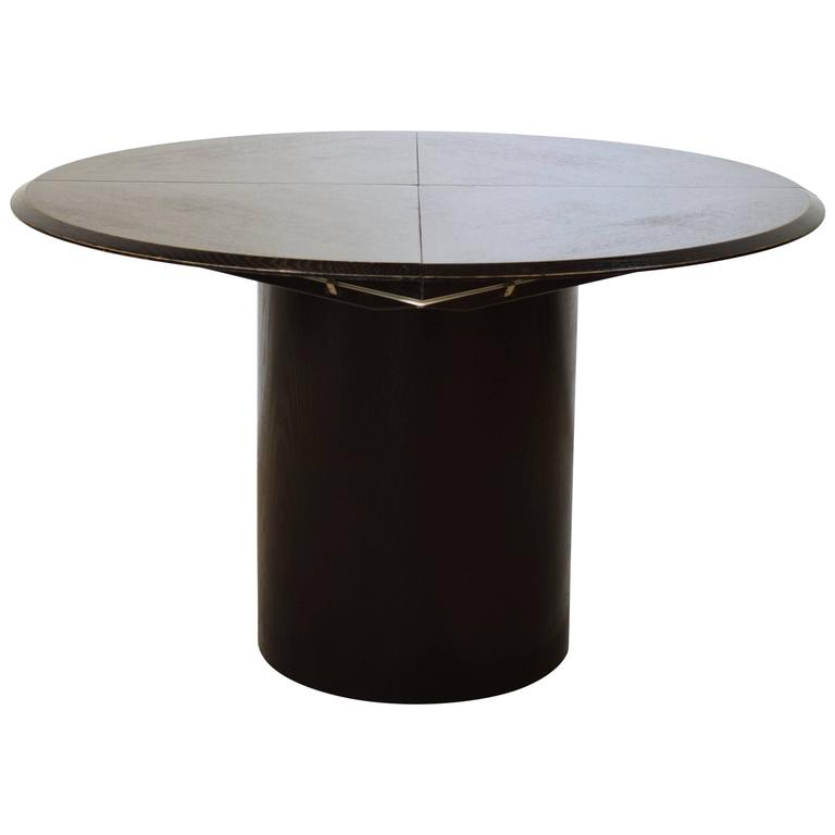 Round Dining Table Quadrondo by Erwin Nagel for Rosenthal