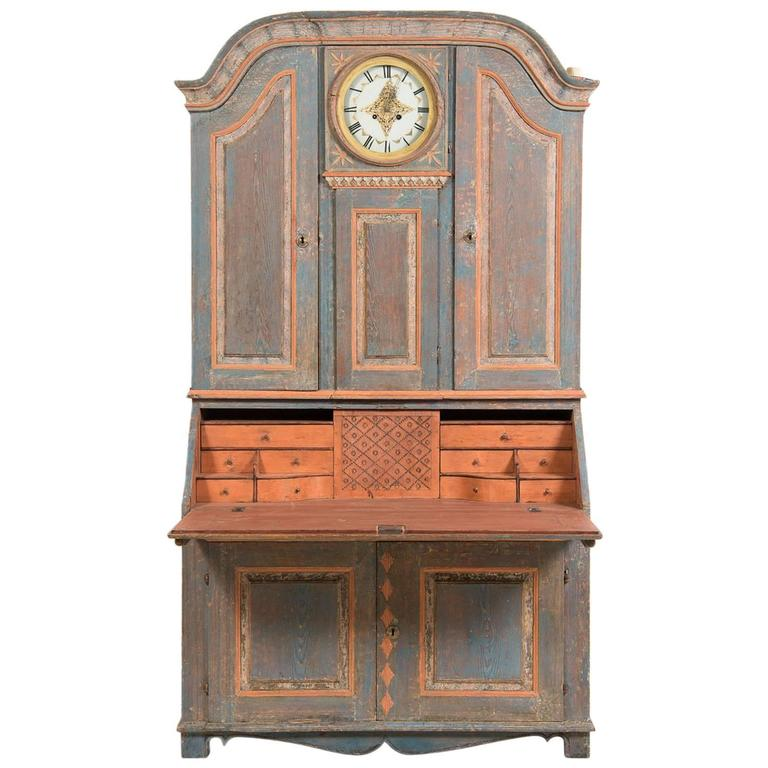 Early 19th Century Clock Cabinet