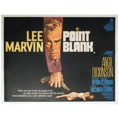 """""""Point Blank"""" Film Poster, 1967"""