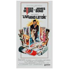 """Live and Let Die"", Poster, 1973"