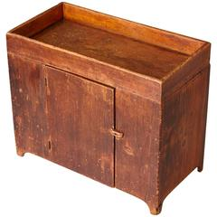 Puristic Late 19th Century Dry Sink