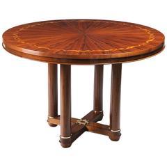 Art Deco Extendable Dining Table by Batastin Spade
