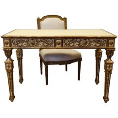 Louis XVI Style Writing Desk