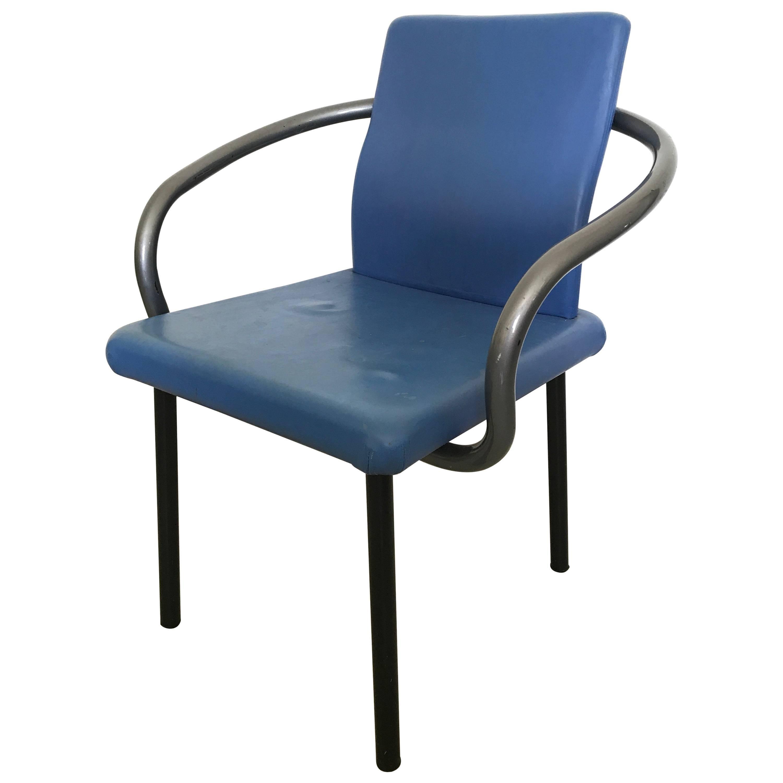Ettore Sottsass Mandarin Chair for Knoll