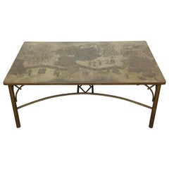 Dining Table by Philip and Kelvin LaVerne