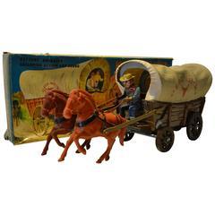 1960s Wagon Master Modern Toys Japan