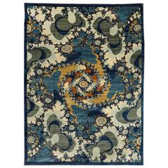 "Orley Shabahang Signature ""Nocturne"" Persian Carpet"