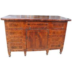 18th Century Italian Walnut Desk