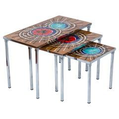 Set of Juliette Belarti Nesting Tables