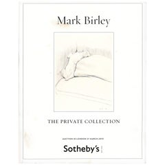 Sotheby's Mark Birley Collection & Christie's Anouska Hempel Collection, 2013