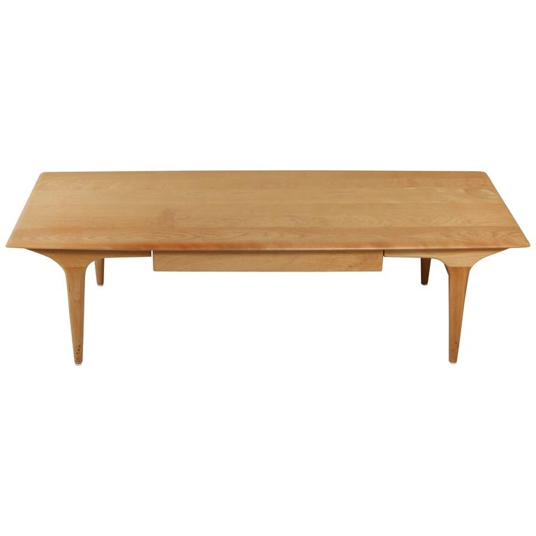 HeywoodWakefield Coffee Table at 1stdibs